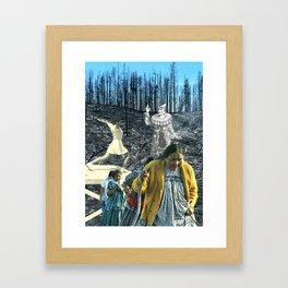 Natures Revenge Framed Art Print
