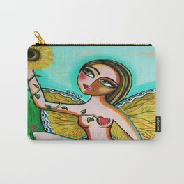 sunflower lover Carry-All Pouch