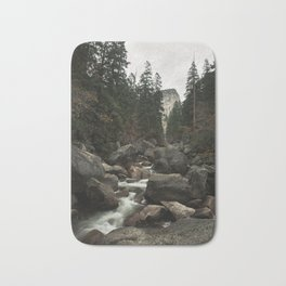 Yosemite Dream Bath Mat