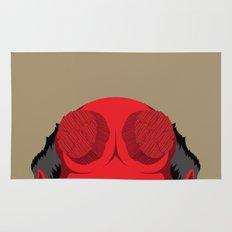 Hellboy Rug