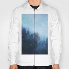 Dreamy Winter Forest Hoody