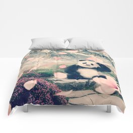 Baby Panda by GEN Z Comforters