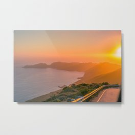 Marin Headlands Metal Print