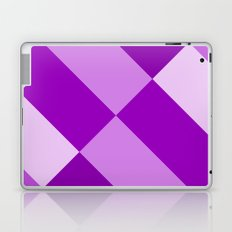 Purple Gradient Laptop & iPad Skin
