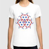 patriotic T-shirts featuring Patriotic by Robin Curtiss