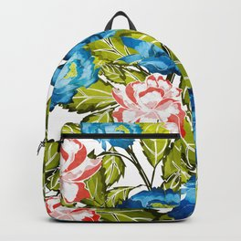 Indigo Bloom Backpack