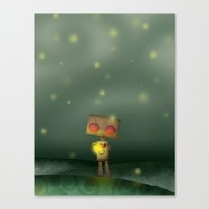 Firefly Sonata Canvas Print