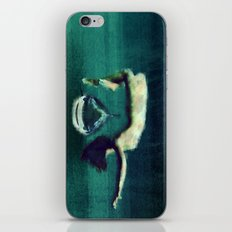In the depths iPhone & iPod Skin