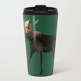 Moose in heels  Travel Mug