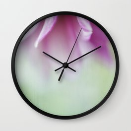 Pink Reverie Wall Clock