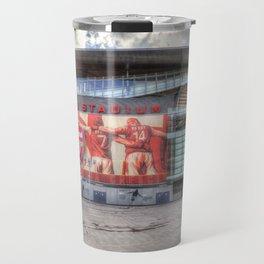 Arsenal Football Club Emirates Stadium London Travel Mug