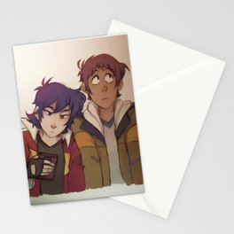 Lean On Stationery Cards