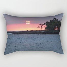 Kona Sunset Rectangular Pillow