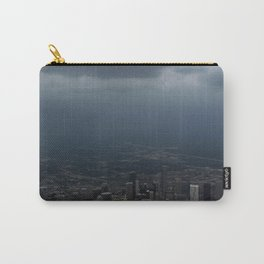 Rain Over Houston Carry-All Pouch