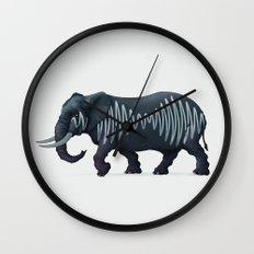 Elepham (Herd of Sheffield) Wall Clock