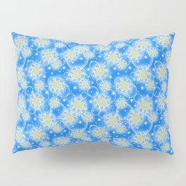 Inspirational Glitter & Bubble pattern Pillow Sham