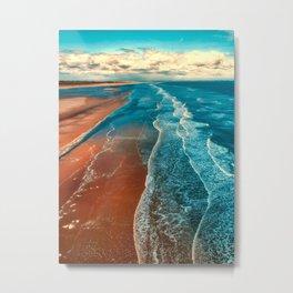 Sky Tide Metal Print