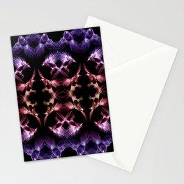 Geometric birds Stationery Cards