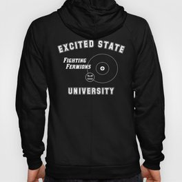 Excited State University and the Fighting Fermions Hoody
