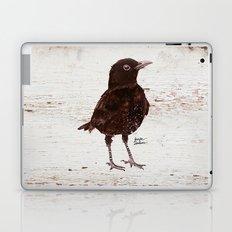 Black Bird Blakely (Vintage Edition) Laptop & iPad Skin