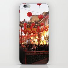 Chinese New Year, London iPhone & iPod Skin