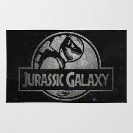 Jurassic Galaxy - Metal Rug