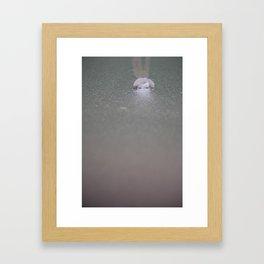 Affiorata / Surfaced Framed Art Print