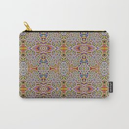 Rites of Spring Ornate Pattern Carry-All Pouch