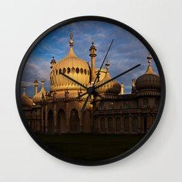 The Royal Pavilion Wall Clock