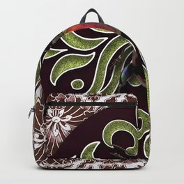 NEON BEETLE Backpack
