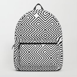 Op Art 24 Backpack