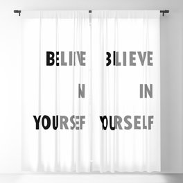 Be You Blackout Curtain