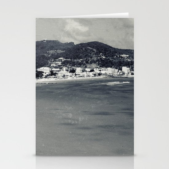 Old-New St. Maarten Stationery Cards