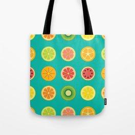 SLICE - grid Tote Bag