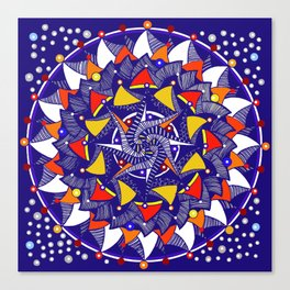 Mandala 12 Canvas Print