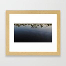 Spadderdock Abyss Framed Art Print