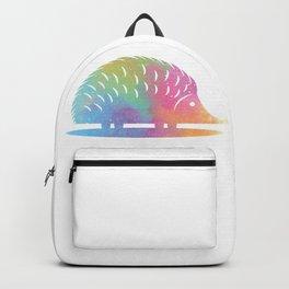 Shining Color Hedgehog Backpack