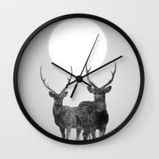 Peura Wall Clock