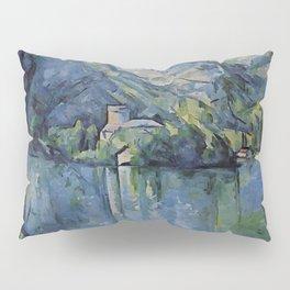 """Paul Cezanne """"The Lac d'Annecy"""", 1896 Pillow Sham"""