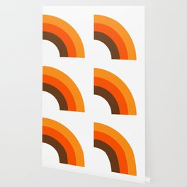 Harvest Rainbow - Right Side Wallpaper