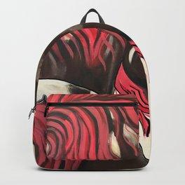 Cinnamon Horse by Noelles's Art Loft Backpack