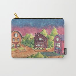 Dawnmore square Carry-All Pouch