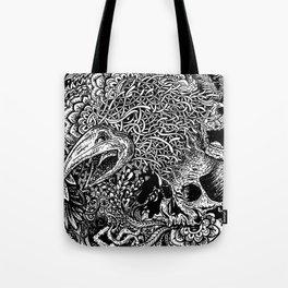 Wild Inside 2 Tote Bag