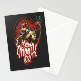 Lee Sin Stationery Cards