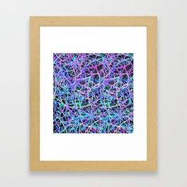 Informel Art Abstract G54 Framed Art Print