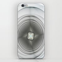 bass iPhone & iPod Skins featuring Bass by Fine2art