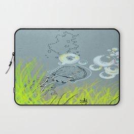 Squid Redone Laptop Sleeve