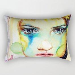 Sóley (VIDEO IN DESCRIPTION!) Rectangular Pillow