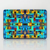 mosaic iPad Cases featuring Mosaic by Tharika Fuhrer
