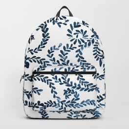 Mexican Talavera inspired pattern Backpack